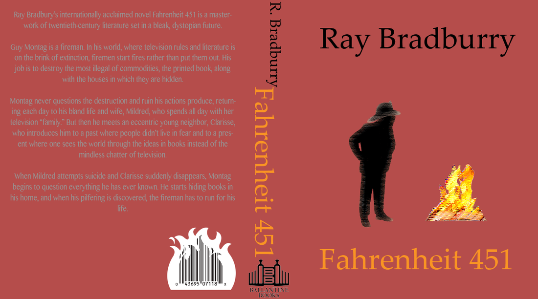 an analysis of future in fahrenheit 451 by ray bradbury To the shock of many, ray bradbury has argued till the cows come home that fahrenheit 451 is not about government censorship (no word on whether the cows have made it back yet) in his mind, the novel is about the scary potential for tv to replace books, causing us to forget how to think for ourselves.