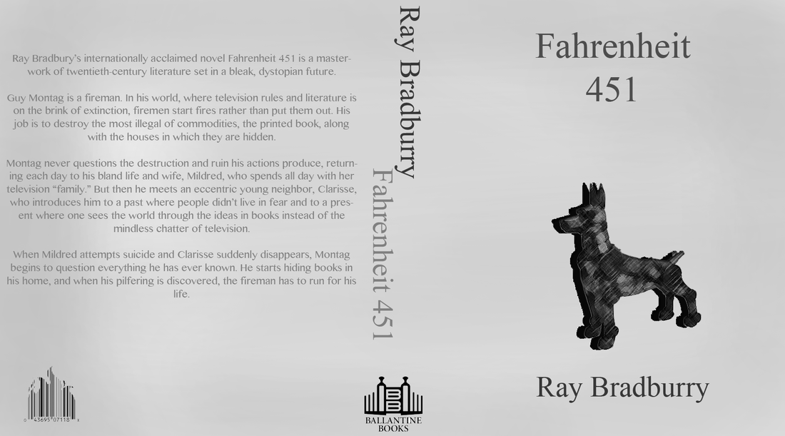 """the change of guy montag in the dystopian novel fahrenheit 451 by ray bradbury About the book: fahrenheit 451 is a book by ray bradbury and it was illustrated by joseph mugnainiit was published in 1953 by simon and schuster fahrenheit 451 won the american academy of arts and letters awards in literature in 1954, the commonwealth club of california gold medal, prometheus """"hall of fame"""" award in 1984 and """"retro"""" hugo award in 1954 (only one of the four best novel."""